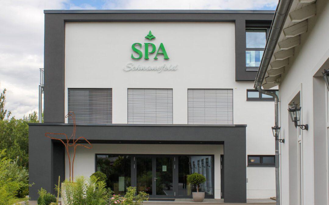 Romantikhotel mit Spa- und Wellnessbereich