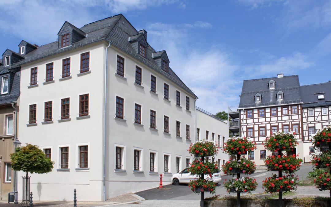 Kernsanierung historisches Fachwerkhaus