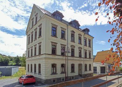 Kernsanierung historisches Gebäude