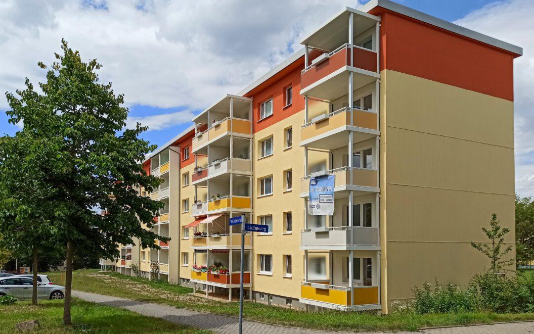 Modernisierung Wohnblock