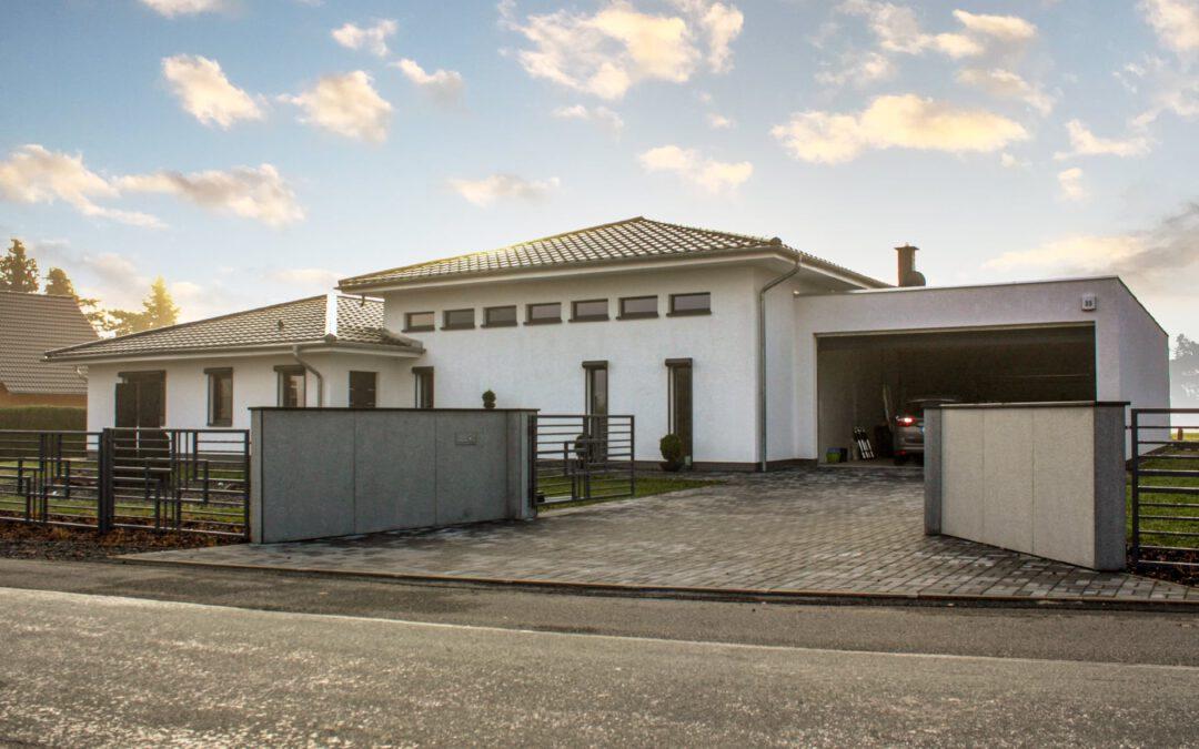 Neubau Eigenheim